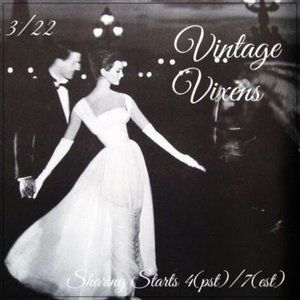 MONDAY 3/22 Vintage Vixens Sign Up Sheet